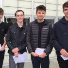 Whitburn Students Conquer GCSE Exams
